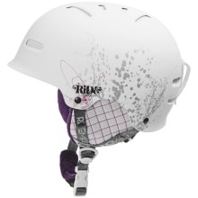 Ride Snowboards Pearl Helmet in White - Closeouts