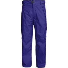 Ride Snowboards Phinney Snow Pants - Insulated (For Men) in Ball Point Ink - Closeouts