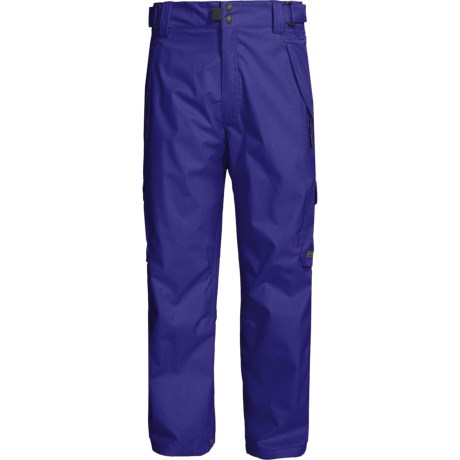Ride Snowboards Phinney Snow Pants - Insulated (For Men) in Ball Point Ink