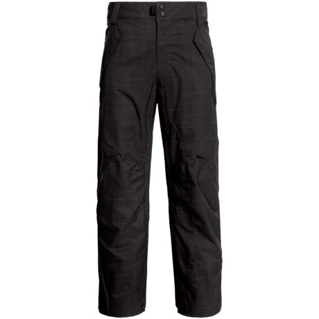 Ride Snowboards Phinney Snow Pants - Insulated (For Men) in Black