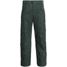 Ride Snowboards Phinney Snow Pants - Insulated (For Men) in Dark Pine - Closeouts