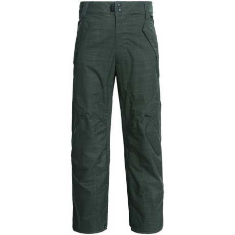 Ride Snowboards Phinney Snow Pants - Insulated (For Men) in Dark Pine