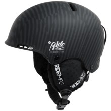 Ride Snowboards Pixie Helmet (For Women) in Black - Closeouts