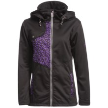 Ride Snowboards Roxbury Jacket - Bonded Fleece (For Women) in Black - Closeouts