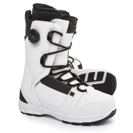 Ride Snowboards Triad Snowboard Boots (For Men and Women) in White