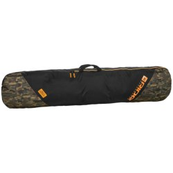 Ride Snowboards Unforgiven Board Sleeve in Camo