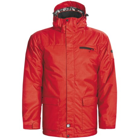 Ride Snowboards Wedgewood Jacket - Insulated (For Men) in Red