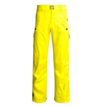 Ride Snowboards Westlake Shell Pants - Waterproof (For Men) in Yellow - Closeouts