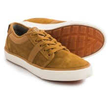 Ridgemont Outfitters Crest Shoes - Suede (For Men) in Curry/Brown - Closeouts