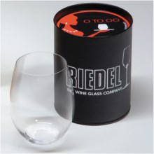 Riedel Cabernet / Merlot to Go Stemless Wine Glass in See Photo - Closeouts