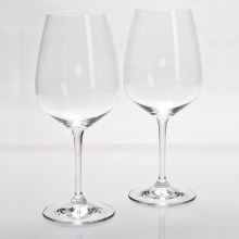 Riedel Heart to Heart Cabernet Sauvignon Wine Glasses - Set of 2 in See Photo - Overstock