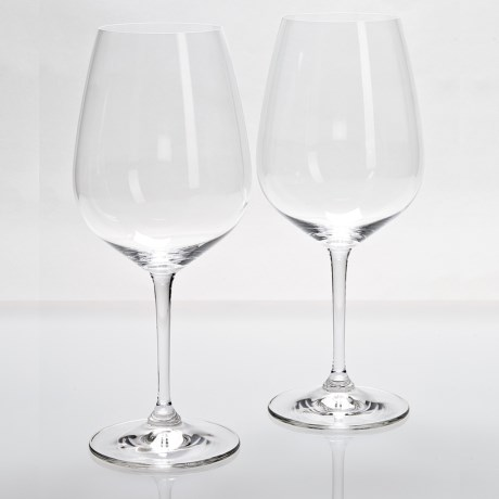 Riedel Heart to Heart Cabernet Sauvignon Wine Glasses - Set of 2 in See Photo