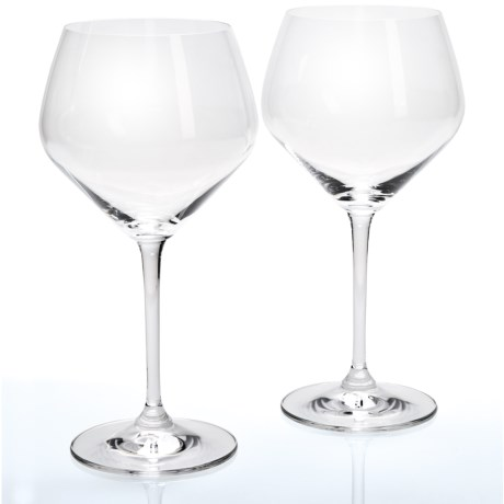 Riedel Heart to Heart Oaked Chardonnay Wine Glasses - Set of 2 in See Photo