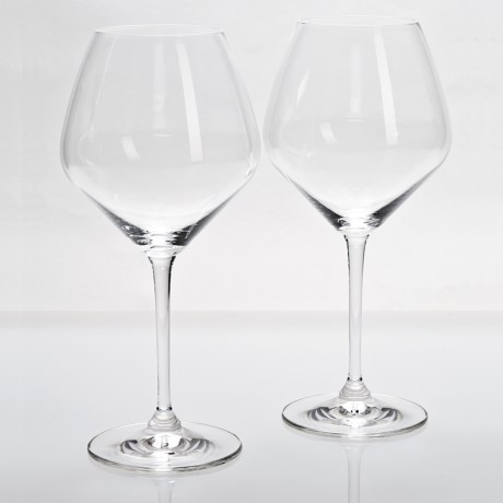 Riedel Heart to Heart Pinot Noir Wine Glasses - Set of 2 in See Photo