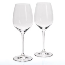 Riedel Heart to Heart Riesling Wine Glasses - Set of 2 in See Photo - Overstock