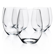 Riedel O Cabernet/Merlot Wine Tumblers - Set of 6 in See Photo - Closeouts