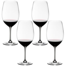 Riedel Vinum XL Cabernet Wine Glasses - Set of 4 in See Photo - Overstock
