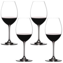 Riedel Vinum XL Syrah/Shiraz Wine Glasses - Set of 4 in See Photo - Overstock