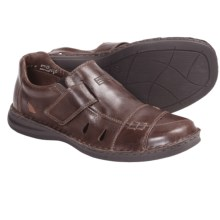 Rieker Armin 56 Shoes - Leather (For Men) in Brown - Closeouts
