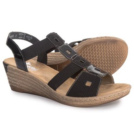 9fea7c7771954 Rieker Fanni 88 Wedge Sandals (For Women) - Save 67%