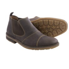 Rieker Johnny 80 Chelsea Boots - Leather (For Men) in Brown - Closeouts