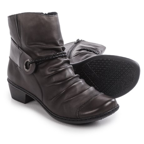 Rieker Louise 62 Ankle Boots - Leather (For Women)