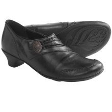 Rieker Milla Shoes (For Women) in Black - Closeouts