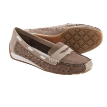 Rieker Nadja 60 Loafers (For Women) in Hay/Mineral/Elephant/White - Closeouts
