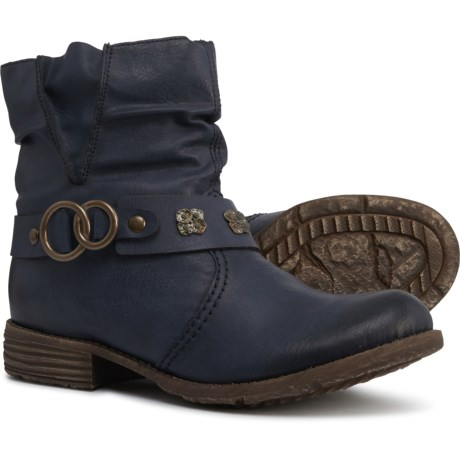 exquisite design presenting beauty Rieker Peggy 98 Ankle Boots (For Women) - Save 40%