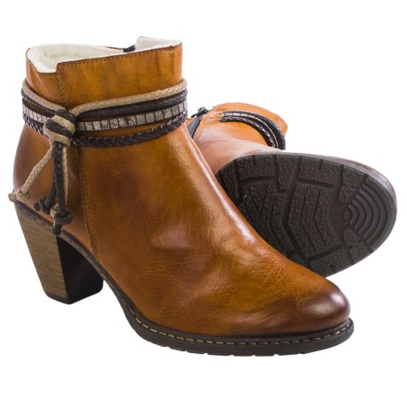 Rieker Penelope 53 Ankle Boots Vegan Leather (For Women)