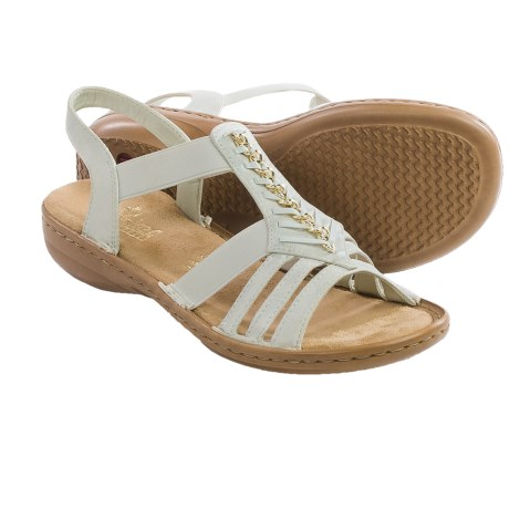 Rieker Regina 11 Sandals Vegan Leather (For Women)