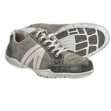 Rieker Ryan Shoes (For Men) in Grey Combo - Closeouts