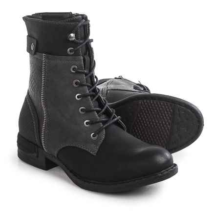 Rieker Uta 04 Boots (For Women) in Black - Closeouts