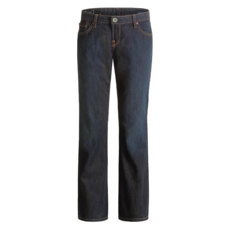 Rifle Dark Wash Jeans - Bootcut (For Women) in Dark Wash