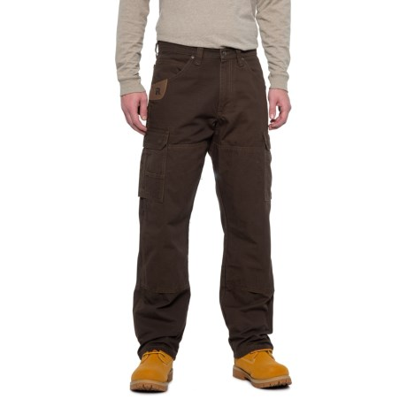 52014fcb Riggs Workwear® Ranger Ripstop Cargo Pants (For Men) in Dark Brown