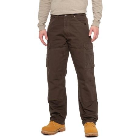 c137865e0b Riggs Workwear® Ranger Ripstop Pants (For Men) in Dark Brown