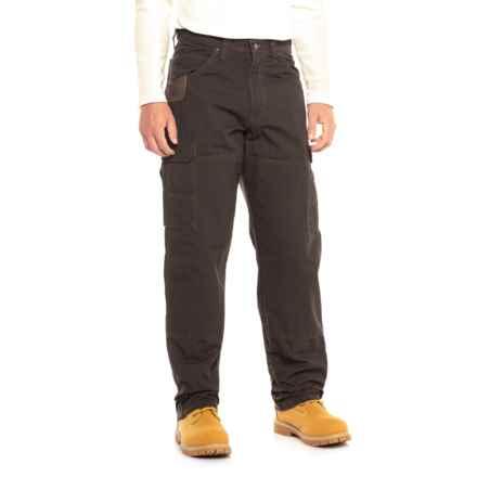 Riggs Workwear® Ripstop Ranger Pants (For Men) in Dark Brown - 2nds
