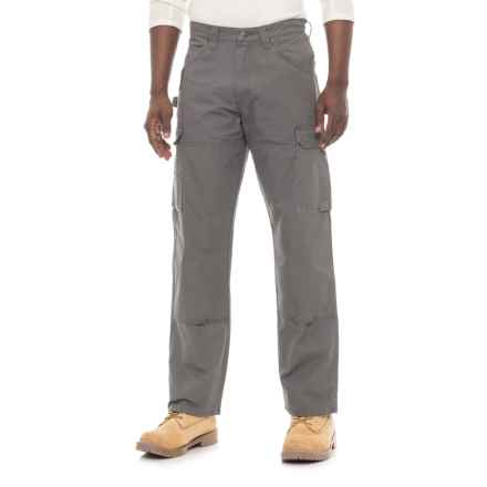 Riggs Workwear® Ripstop Ranger Pants - Relaxed Fit (For Men) in Slate - 2nds