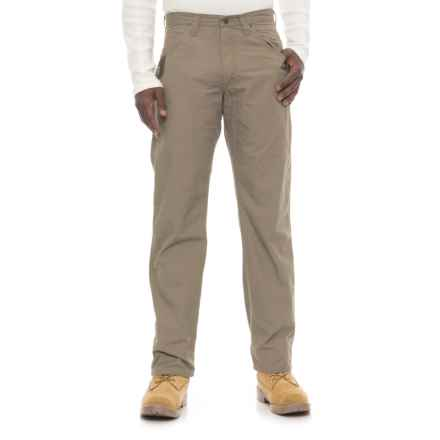 Riggs Workwear® Technician Pants (For Men) in Dark Khaki - 2nds
