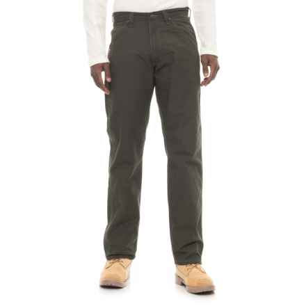 Riggs Workwear® Technician Pants (For Men) in Loden - 2nds