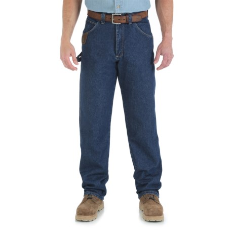 Riggs Workwear® Workhorse Jeans - Relaxed Fit (For Men) in Antique Indigo