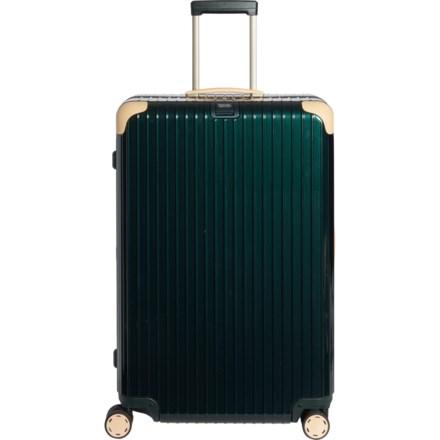 "143cdae1b7d Rimowa 22"" Bossa Nova 56 Multiwheel® Spinner Suitcase in Green/Beige"