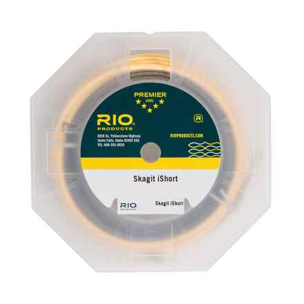 Rio iShort Shooting Head Fly Fishing Line in See Photo - Closeouts