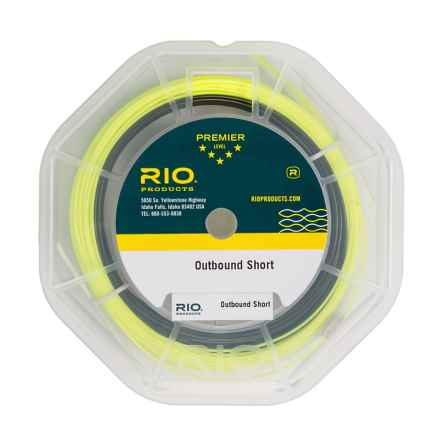 Rio Outbound Short Freshwater Fly Line - Sinking, Weight Forward in See Photo - Closeouts