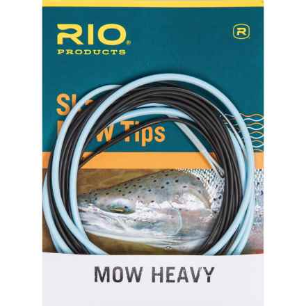 Rio Skagit MOW Heavy Tip in Black/Blue - Closeouts