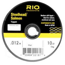 Rio Steelhead and Salmon Fly Tippet - 30 yds. in See Photo - Closeouts