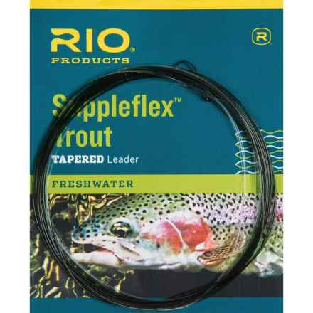Rio Suppleflex Leader - 13.5' in See Photo - Closeouts
