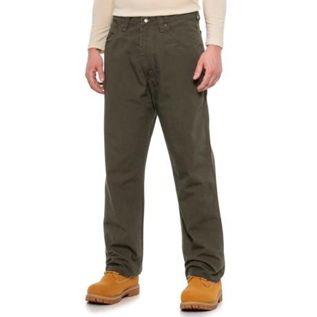 Ripstop Carpenter Work Pants (For Men)
