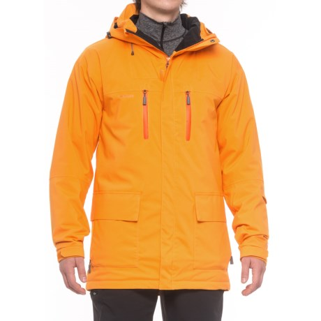 Ripzone Confederation PrimaLoft® Ski Jacket - Waterproof, Insulated (For Men) in Torch