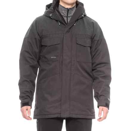 Ripzone Continental PrimaLoft® Ski Jacket - Waterproof, Insulated (For Men) in Black - Closeouts